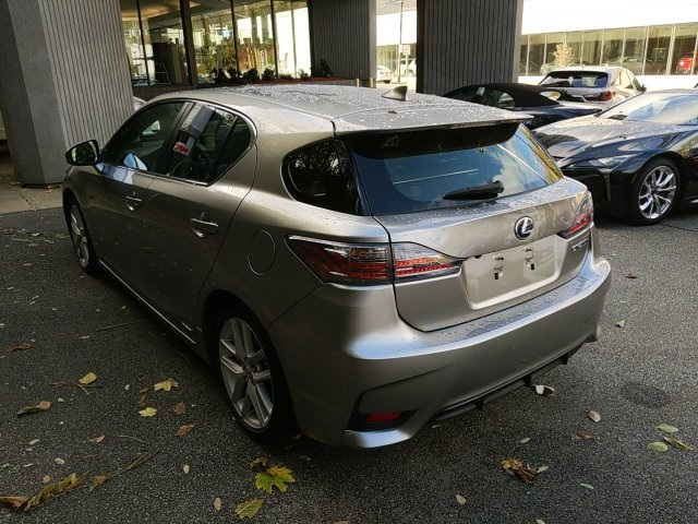 Certified Pre-Owned 2017 Lexus CT 200h